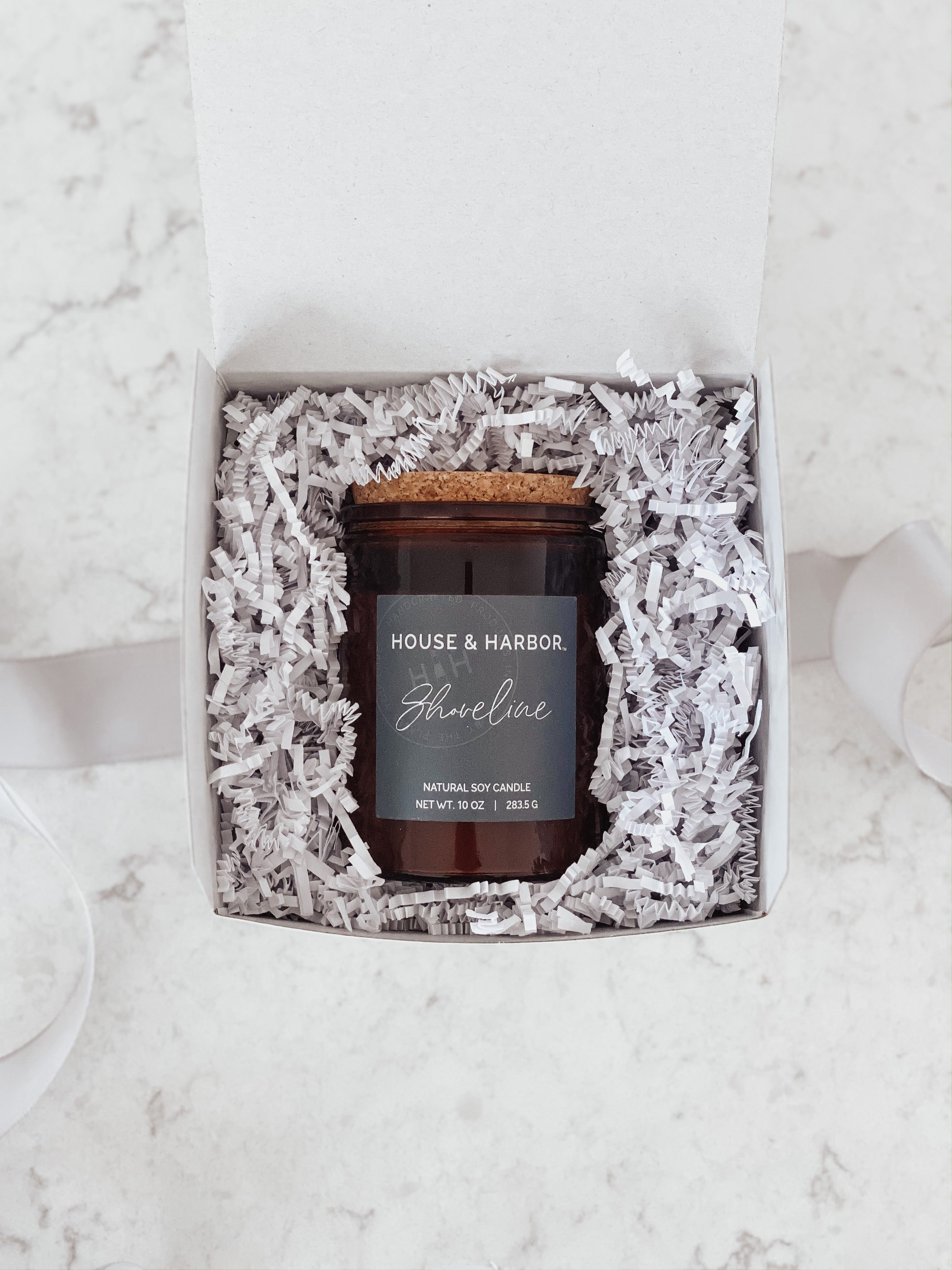 Single Candle Gift Box