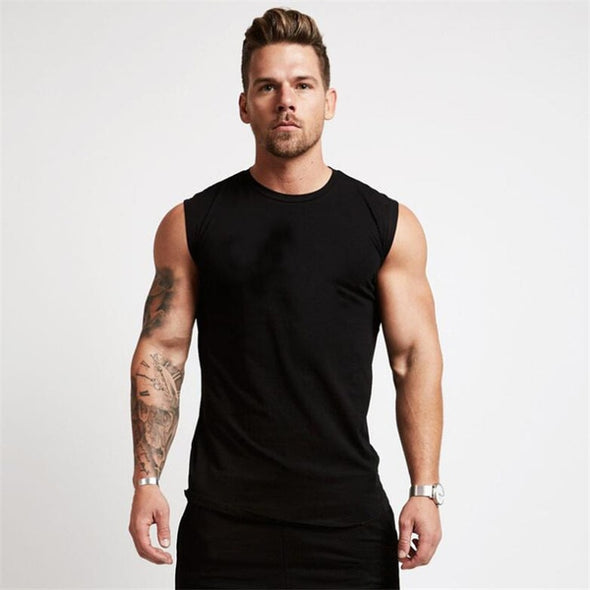 Work 1.0 Sleeveless Shirt