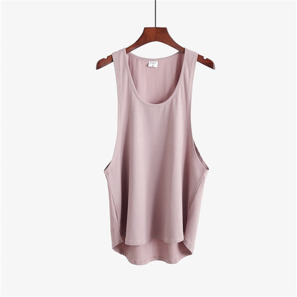 Modern Sleeveless Shirt