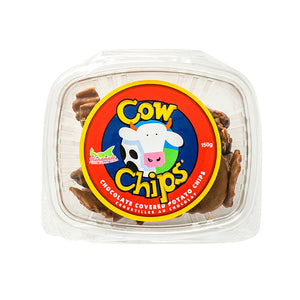 COW Chips Milk Chocolate (medium)