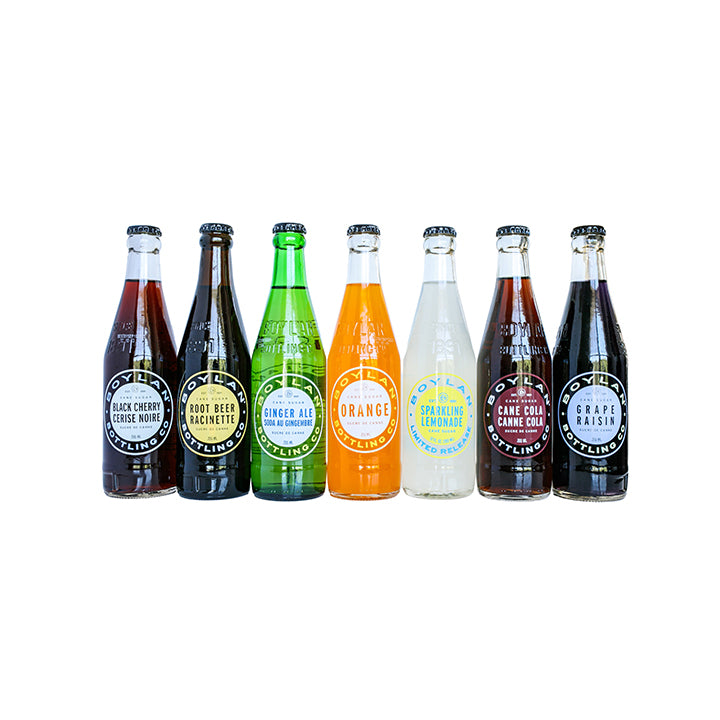 Boylan Craft Soda - In Store Only