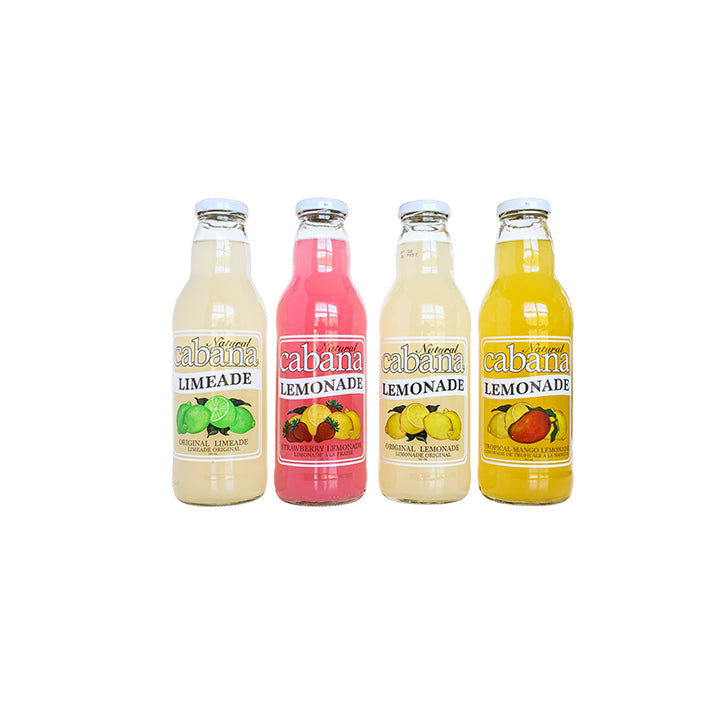 Natural Cabana Lemonade - In Store Only