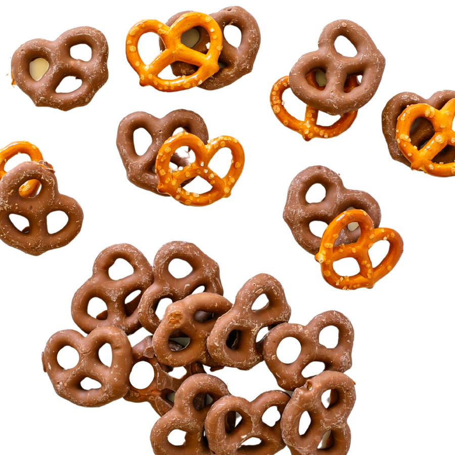 Prissy's Chocolate Covered Pretzels