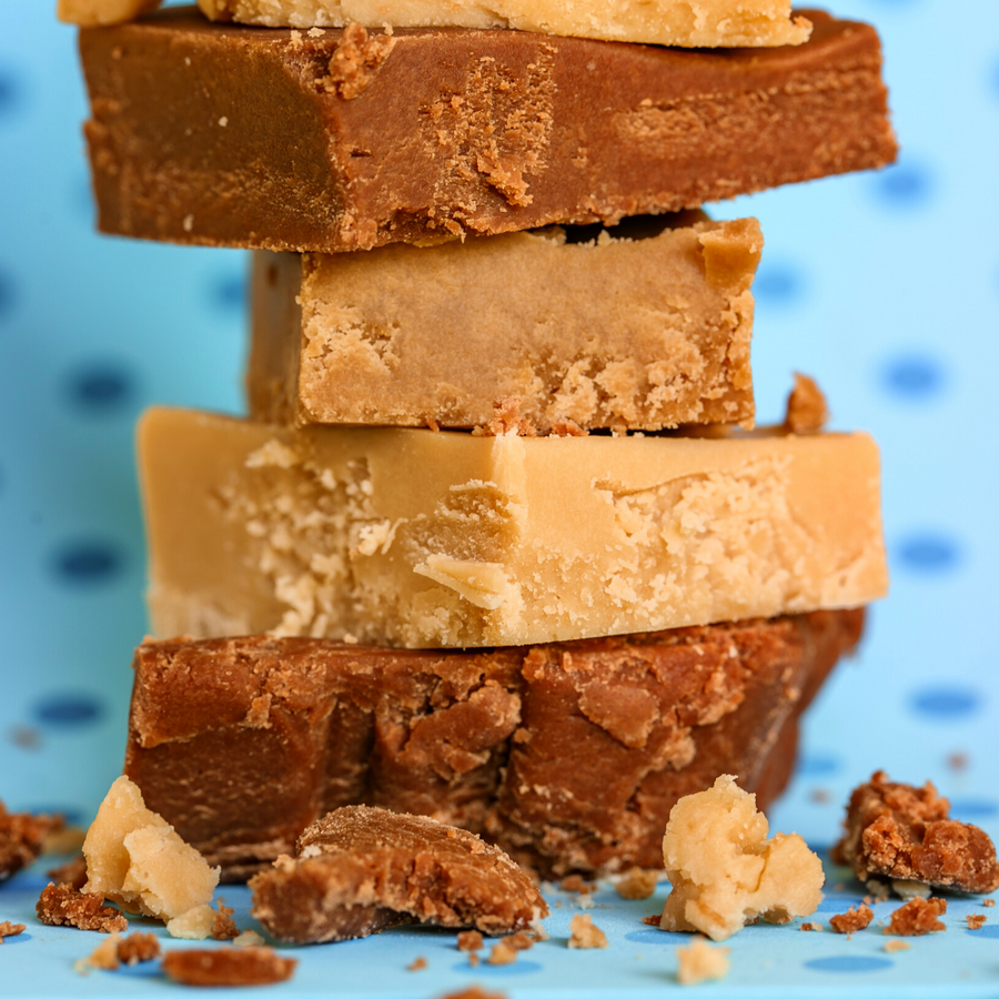 "Maple Fudge with an ""E"""