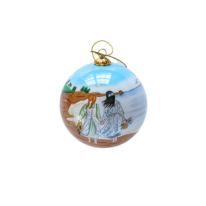 Anne Christmas Ornament (Kindred Spirits)