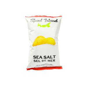 Spud Island Potato Chips - Sea Salt large