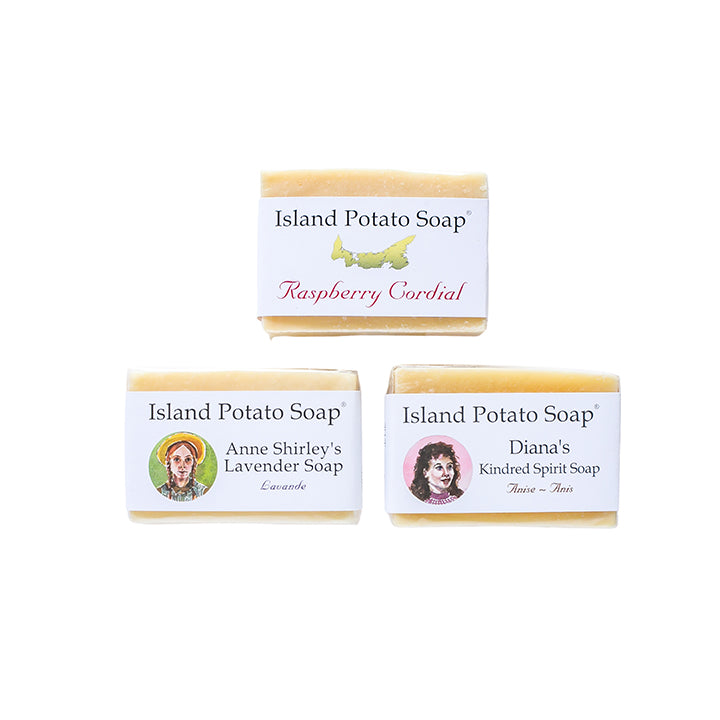 Island Potato Soap