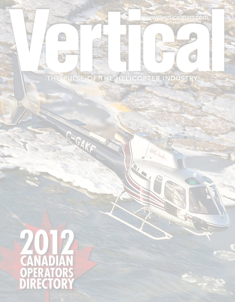 Vertical - Canadian Operators Directory 2012