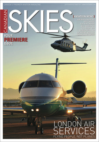 Canadian Skies - September/October 2011 (CSV1I1)