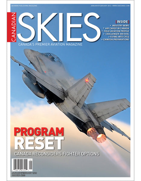 Canadian Skies - January/February 2013 (CSV3I1)