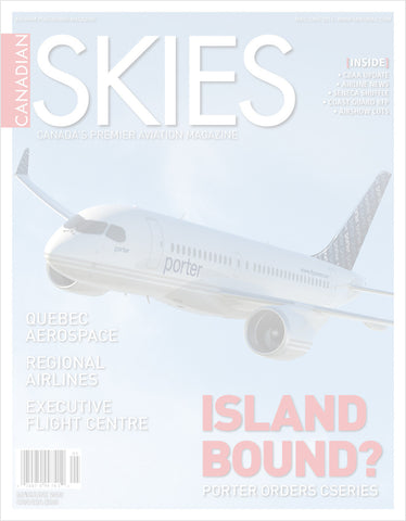 Canadian Skies - May/June 2013 (CSV3I3)