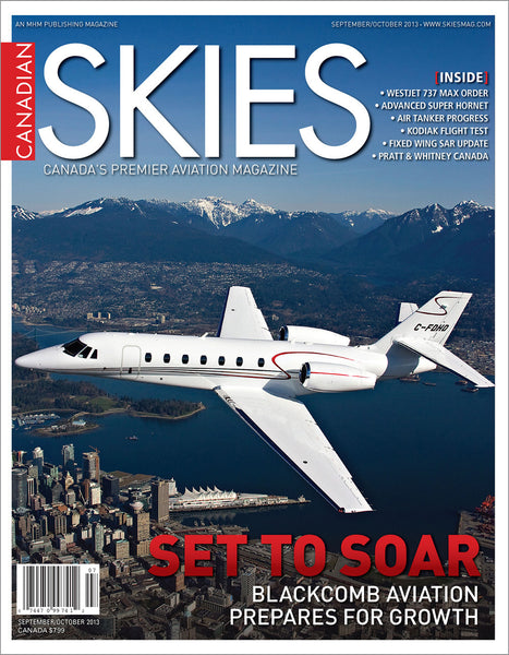 Canadian Skies - September/October 2013 (CSV3I5)