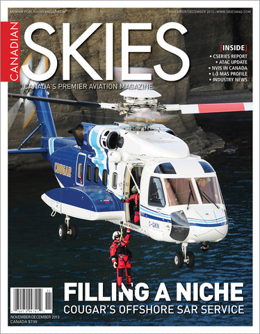Canadian Skies - November/December 2013 (CSV3I6)