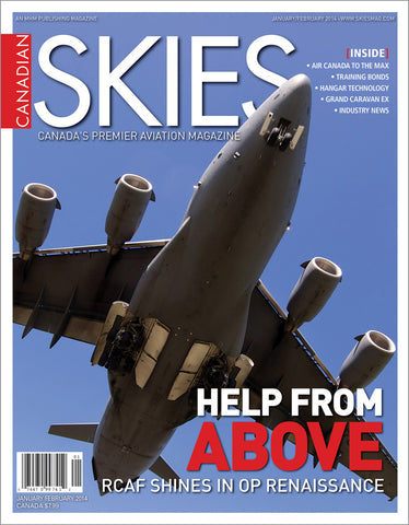 Canadian Skies - January/February 2014 (CSV4I1)