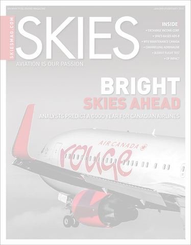 Skies - January/February 2015 (CSV5I1)