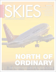 Skies - March/April 2016 (CSV6I2)