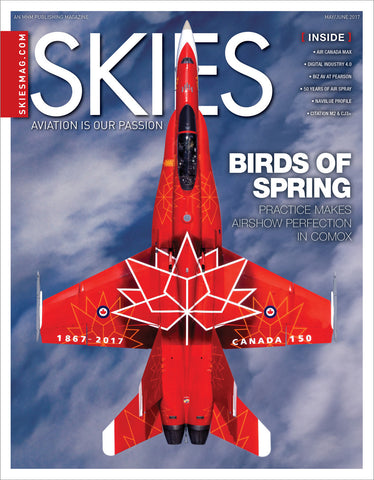 Skies - May/June 2017 (CSV7I3)