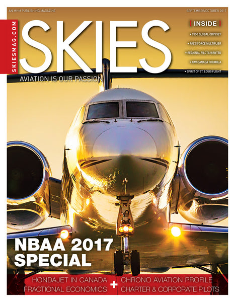 Skies - September/October 2017 (CSV7I5)