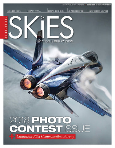 Skies December 2018/January 2019 ***PRE-ORDER***