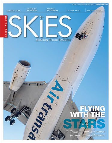 Skies April/May 2019