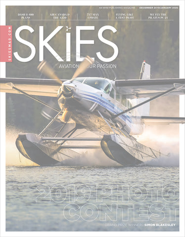 Skies December 2019/January 2020