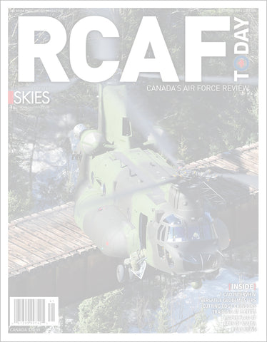 RCAF Today Spring 2014
