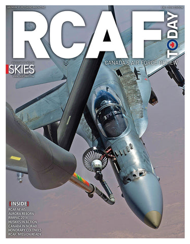 RCAF Today Fall 2014