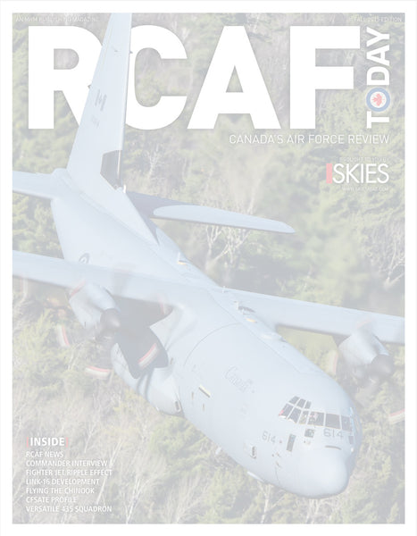 RCAF Today Fall 2015