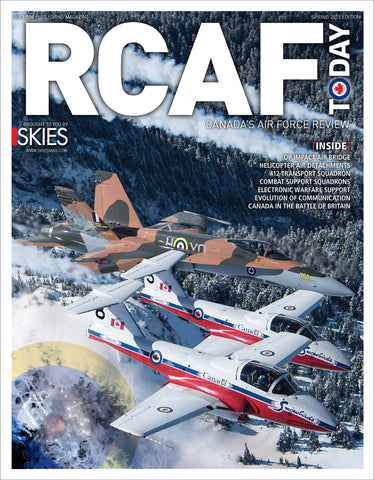 RCAF Today Spring 2015