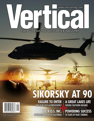 Vertical - August/September 2013 (V12I4)