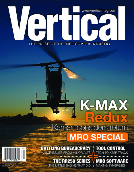 Vertical - April/May 2014 (V13I2)
