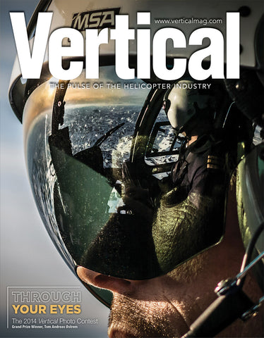 Vertical Magazine - 1 Year Subscripition ($45 USD Outside of North America)