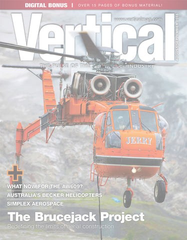 Vertical - August/September 2016 (V15I4)
