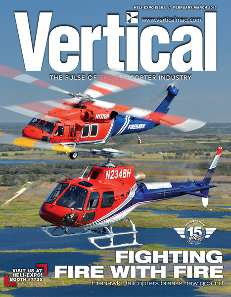 Vertical February/March  - Heli-Expo 2017 Issue