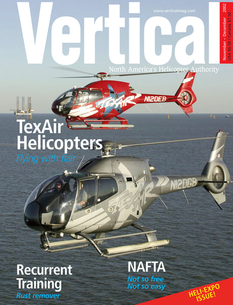 Vertical - February/March 2003 (V2I1)