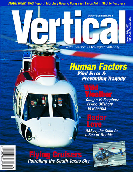 Vertical - June/July 2003 (V2I3)