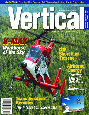 Vertical - August/September 2003 (V2I4)