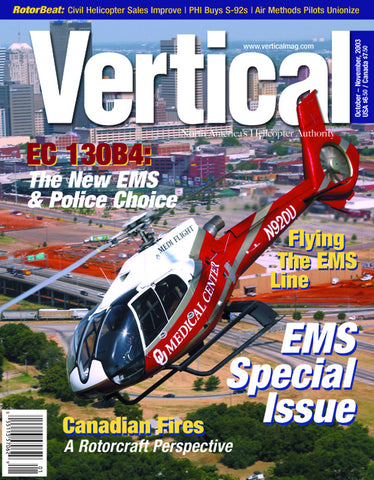 Vertical - October/November 2003 (V2I5)