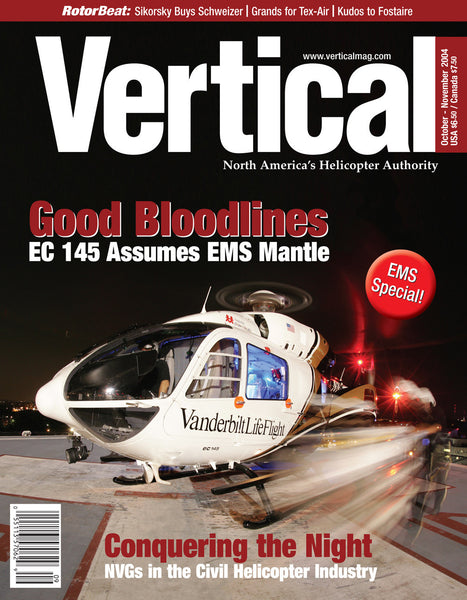 Vertical - October/November 2004 (V3I5)