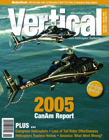 Vertical - February/March 2005 (V4I1)