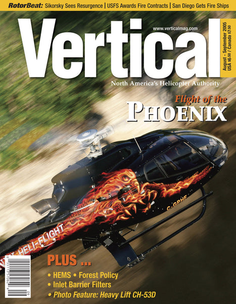 Vertical - August/September 2005 (V4I4)