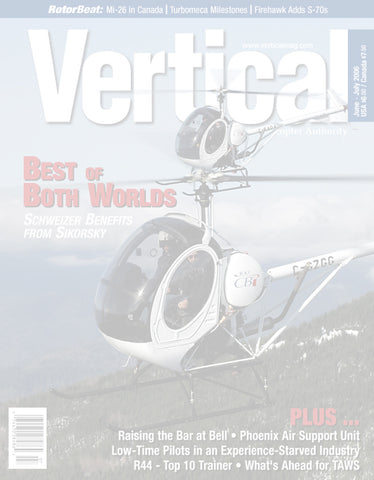 Vertical - June/July 2006 (V5I3)