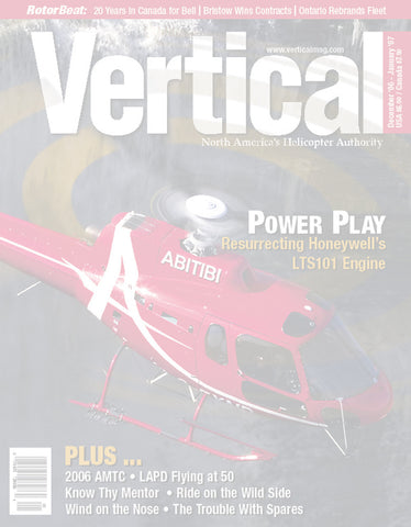 Vertical - December/January 2006 (V5I6)