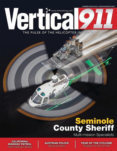 Vertical 911 Summer 2018