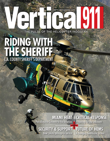 Vertical 911 - Summer 2013 (ALEA)