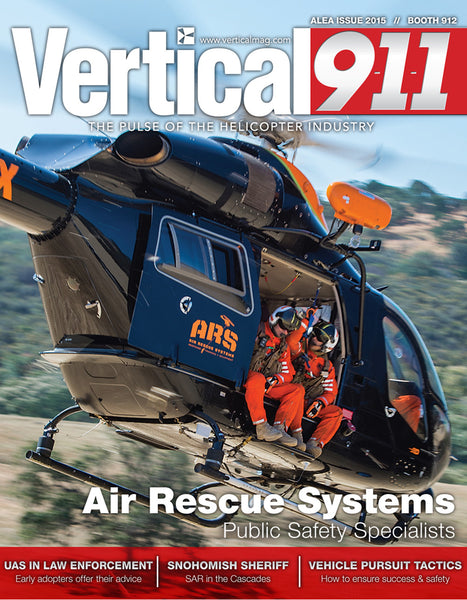 Vertical 911 Summer 2015 (ALEA)