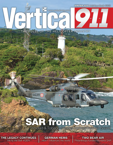 Vertical 911 - Winter 2015 (HAI)