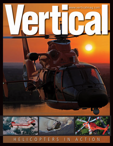 "Vertical Special Edition - ""Helicopters In Action"" Photo Book"