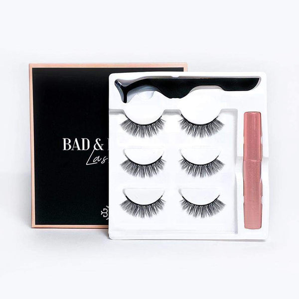 Elegant Magnetic Eyelash Kit Bad & Boujie