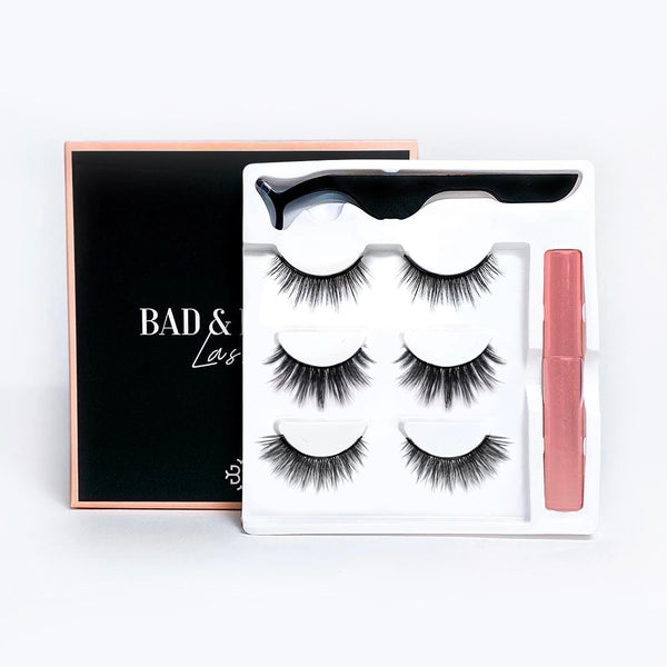 Glam Magnetic Eyelash Set